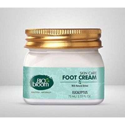 Buy Biobloom Foot Cream - Eucalyptus
