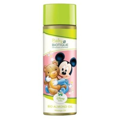 Buy Biotique Bio Almond Disney Mickey Massage Oil