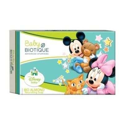 Buy Biotique Bio Almond Disney Mickey Soap