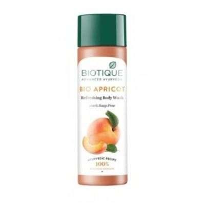 Buy Biotique Bio Apricot Refreshing Body Wash