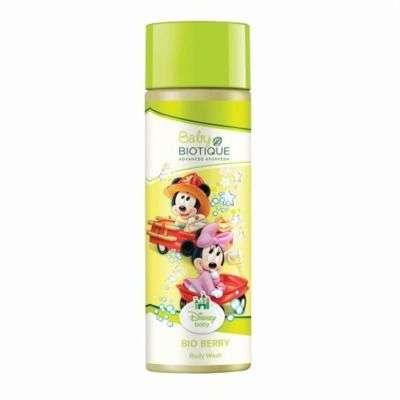 Buy Biotique Bio Berry Disney Micky Body Wash