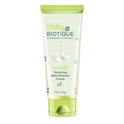 Buy Biotique Bio Milk Nurturing Baby Cream