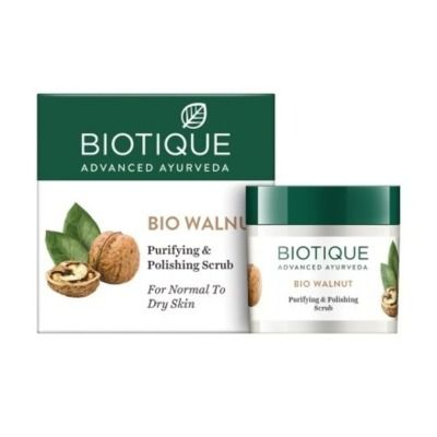 Biotique Bio Walnut Polishing Scrub