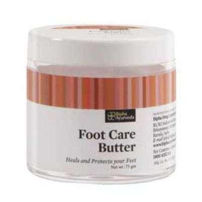 Bipha Ayurveda Foot Care Massage Butter