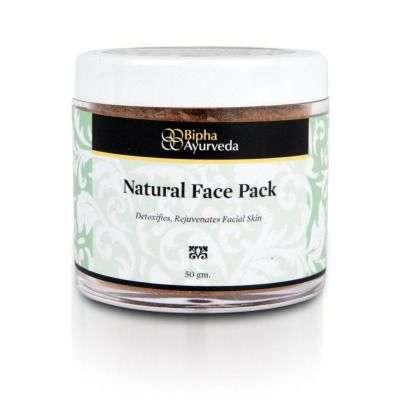 Bipha Ayurveda Natural Face Pack
