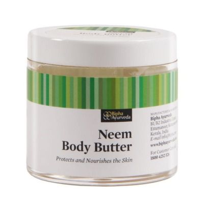 Bipha Ayurveda Neem Body Butter