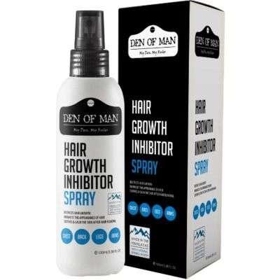 Buy Bliss of Earth Den of Man Hair Growth Inhibitor Spray