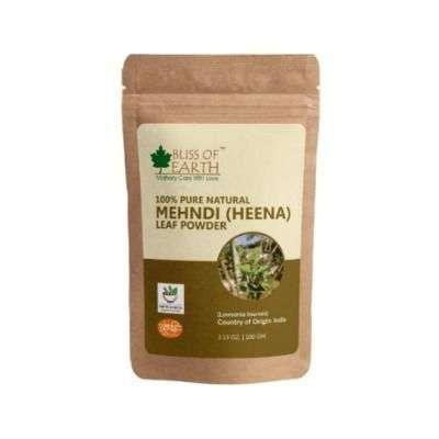 Buy Bliss of Earth Henna Powder