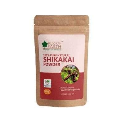 Buy Bliss of Earth Shikakai Powder