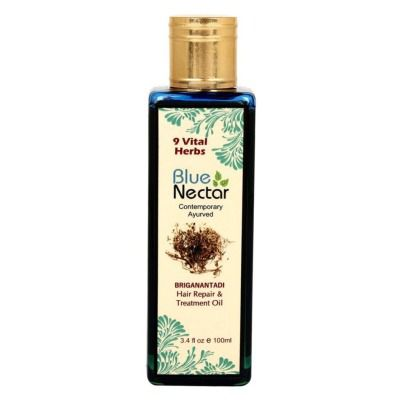 Buy Blue Nectar Brigantanti Hair Repair & Treatment Oil