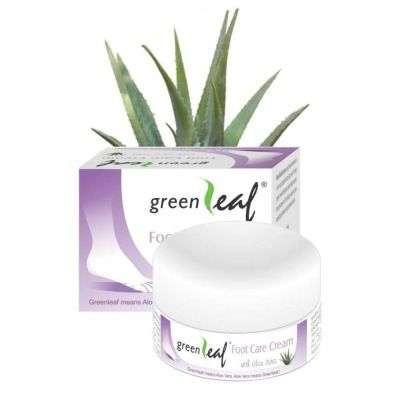 Buy Brihans Green Leaf Foot Care Cream