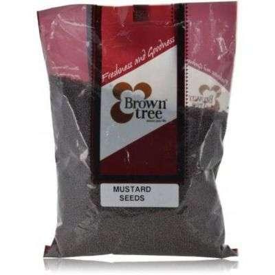 Brown Tree Mustard Seeds