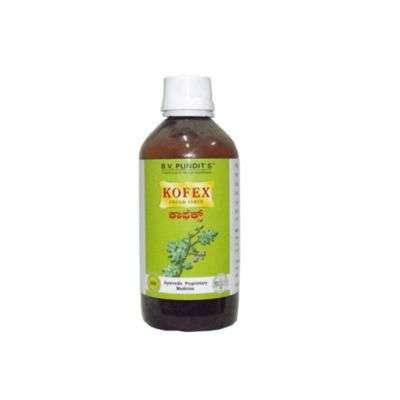 Buy BV Pandit Kofex - Cough Syrup