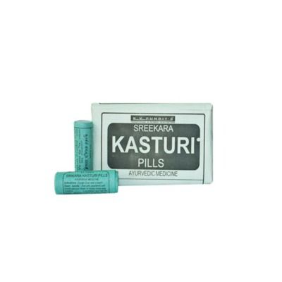 Buy BV Pandit Srikara Kasthuri Pills