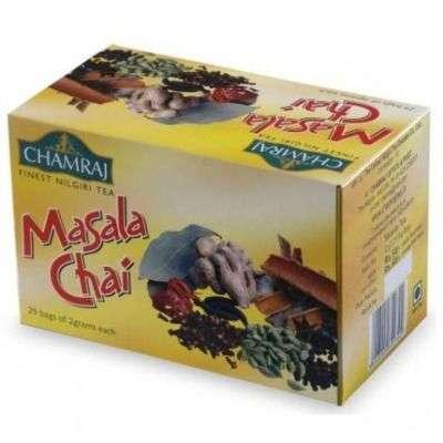 Chamraj Masala Chai in dip Bags