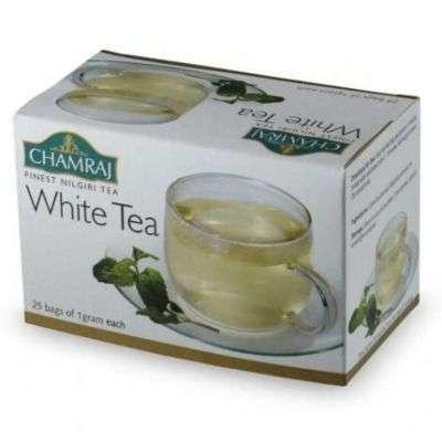 Chamraj White Tea in Dip Bags