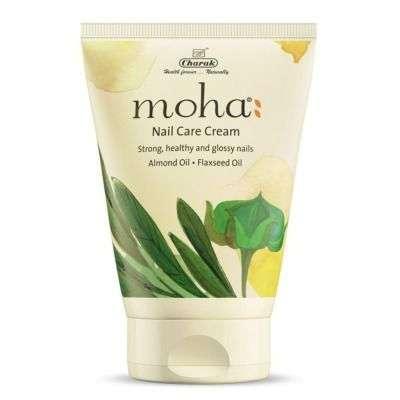 Buy Charak Moha Nail Care Cream