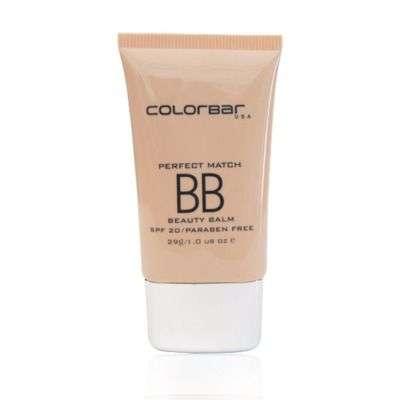 Buy Colorbar Cosmetics Perfect Match Beauty Balm - 29 gm