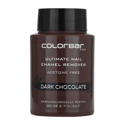 Buy Colorbar Ultimate Nail Enamel Remover - 80 ml