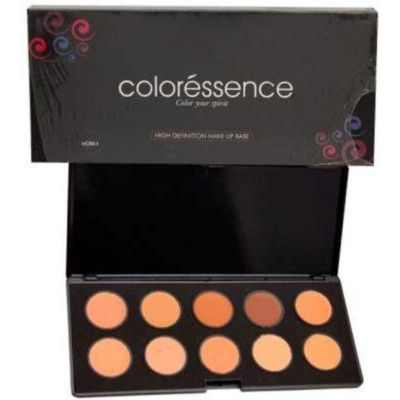 Buy Coloressence High Definition Make-up Base Pallate Foundation