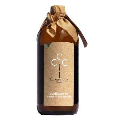 Conscious Food Sunflower Oil