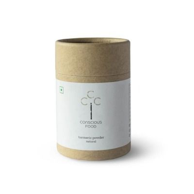 Conscious Food Turmeric powder