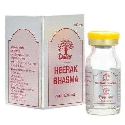 Buy Dabur Heerak Bhasma Powder