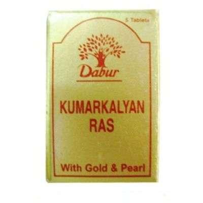 Buy Dabur Kumar Kalyan Ras Tabs