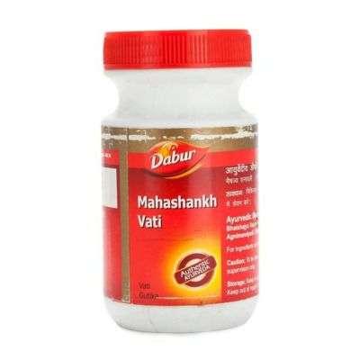 Dabur Mahashankh Vati Tablets