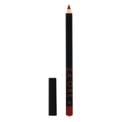 Buy Deborah 24 Ore Lip Liner Pencil - 10 Red
