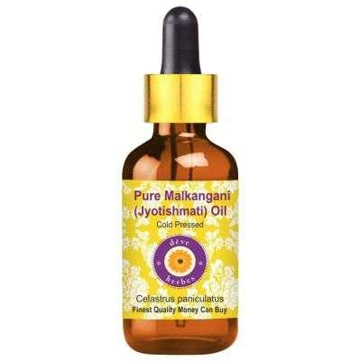 Buy Deve Herbes Pure Malkangani ( Jyotishmati ) Oil