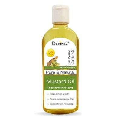 Devinez Mustard Seed Cold-Pressed Oil