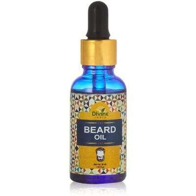 Buy Divine India Beard Oil