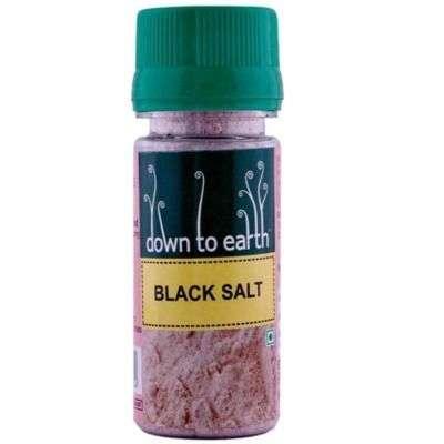 Buy Down to Earth Black Salt