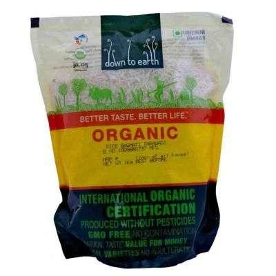 Buy Down to Earth Rice Basmati Tarawadi