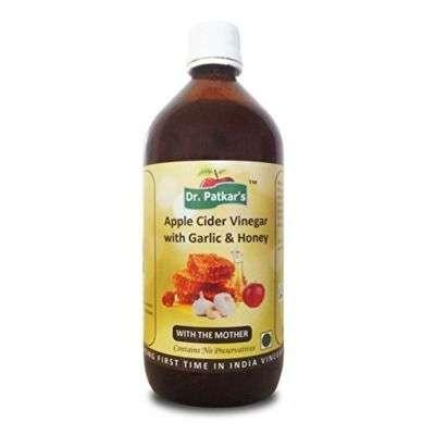 Buy Dr Patkar Apple Cider Vinegar with Garlic and Honey