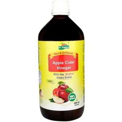 Buy Dr. Patkars Apple Cider Vinegar With Mother