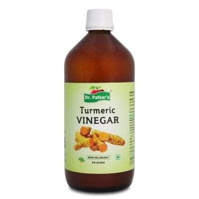 Buy Dr. Patkars Turmeric Vinegar with Mother