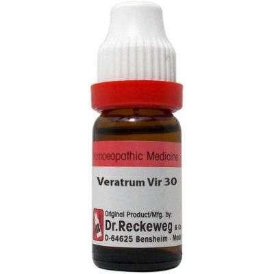 Buy Dr. Reckeweg Veratrum Viride - 11 ml