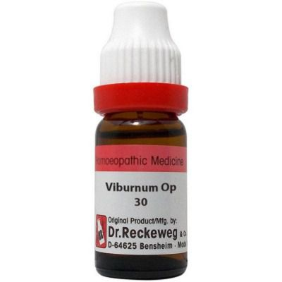 Buy Dr. Reckeweg Viburnum Opulus - 11 ml