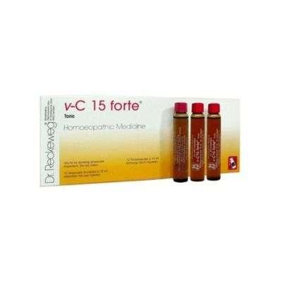 Dr. Reckeweg Vita-C 15 forte Nerve Tonic (Fatigue, Physical Stress)