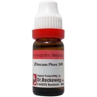 Buy Dr. Reckeweg Zincum Phosphoricum - 11 ml