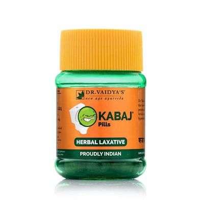 Buy Dr. Vaidya's Kabaj Pills- Ayurvedic Laxative