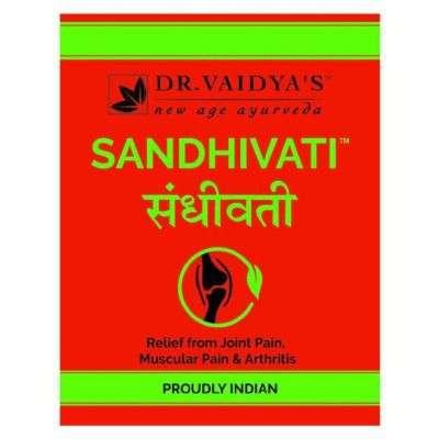 Buy Dr. Vaidya's Sandhivati - Ayurvedic Treatment