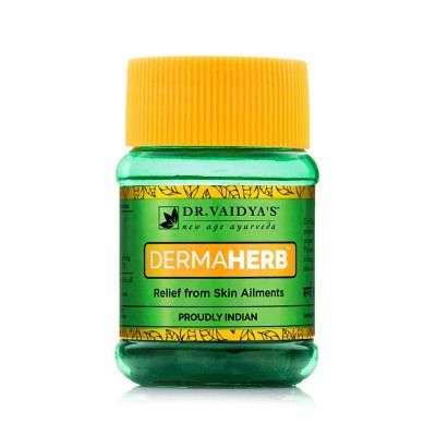 Buy Dr. Vaidyas Dermaherb - Ayurvedic Skin Allergy Medicine