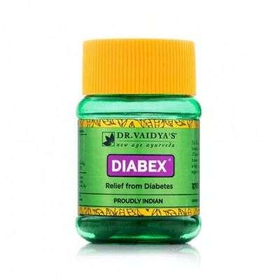 Buy Dr. Vaidyas Diabex - Ayurvedic Diabetes Medicine