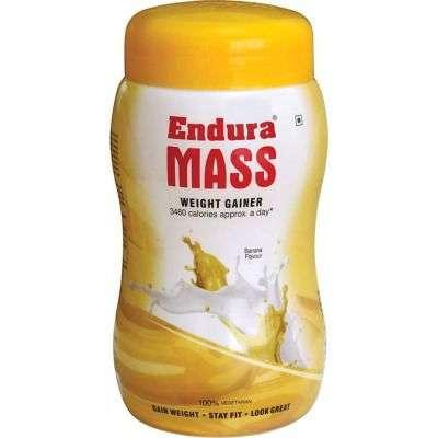 Endura Banana Mass Weight Gainer