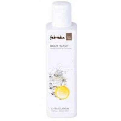 Buy Fabindia Citrus Lemon Body Wash