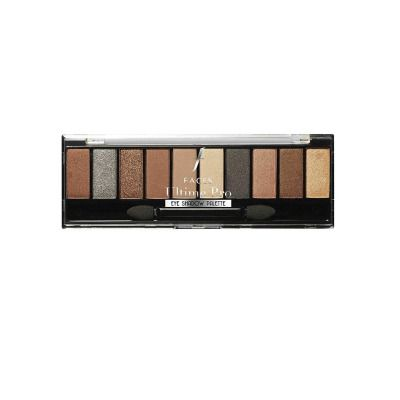 Buy Faces Cosmetics Ultime Pro Eye Shadow Palette - 10 gm