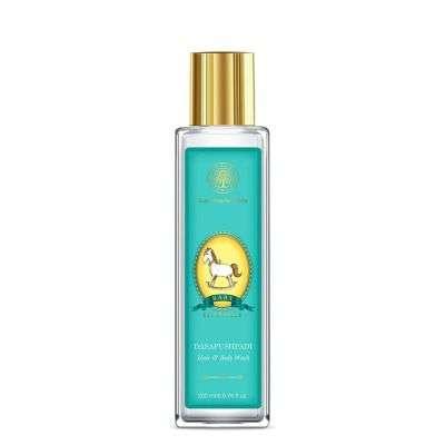 Buy Forest Essentials Dasapushpadi Baby Hair and Body Wash